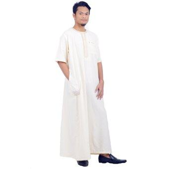 Sell Cotton Silk Mens Jubah Jubah Cotton Al Azim D3 A3