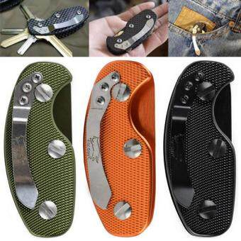 EDC gear key keychain holder folder clamp pocket multi toolorganizer collector smart clip kit bar gadget outdoor camp - 2