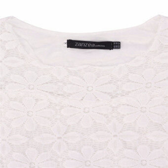 2608563081b ... Shirt Dress Source · Fashion 2016 Summer Women Sexy Floral Lace Slim  Fitted Solid Blouses Shirts Ladies Elegant Casual Short