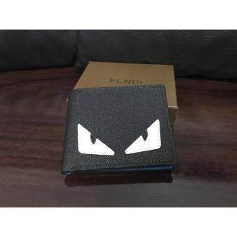 Harga FENDI DESIGN MONSTER EYES (WHITE) FASHION WALLET OEM