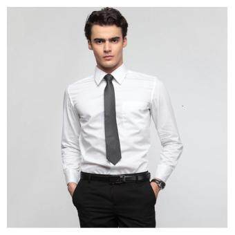 Harga G2000 Long Sleeve Regular Fit Men (White)
