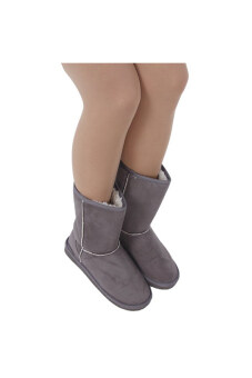 Hengsong Chic Snow Boots Casual Shoes Grey