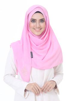 Hijab Fesyen Chenta Instant Shawl Pink