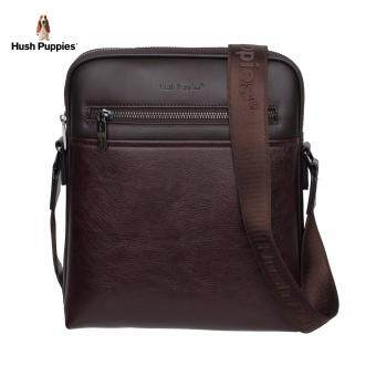 Hush Puppies Alvin Sling Bag (Dark Brown)