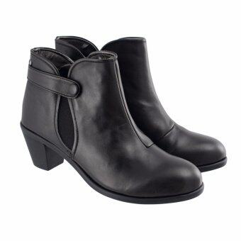 Hush Puppies CHLOE PHLOX BOOTS (Black)