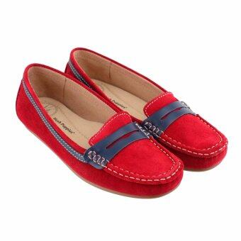 Harga Hush Puppies CREDA III LOAFERS (Red)