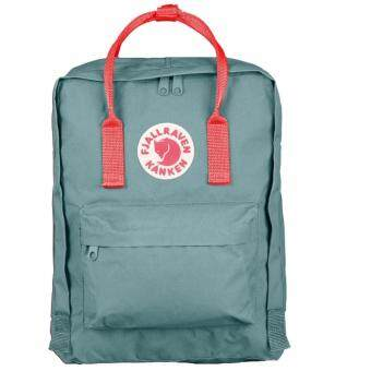 Harga Fjallraven Kanken Classic Backpack (Frost Green/Peach Pink)