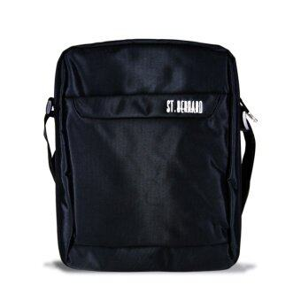 Harga St Bernard Smart Sling Bag Tab EL - Black