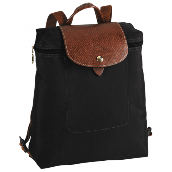 Harga LONGCHAMP Le Pliage Backpack (black)