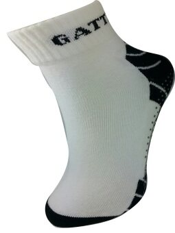Harga Gatti Anion Healthy Sock-White/Black(AS30200-03)