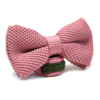 Harga SBPRC - Plain Knitted Bow Tie (Pink)