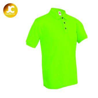 Harga Kings Plain Polo Tee - Apple Green (Unisex)