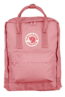 Harga Fjallraven Kanken Classic Backpack (Blush Pink)