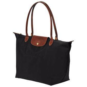 Harga MAZE European Stylish Large Tote Bag Long Handle Handbag Champ Style Waterproof Foldable