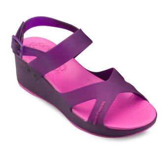 Harga Hush Puppies BLOOMING-II Sandals (Purple)