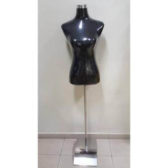 Harga LADY DUMMY MANNEQUIN DISPLAY BLACK