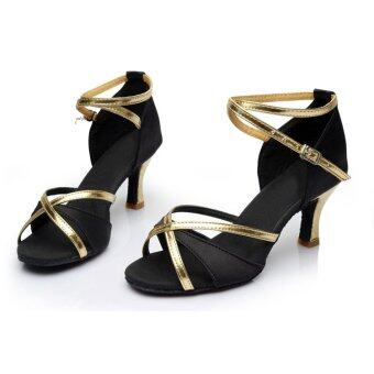 Harga Adult Latin Dance Shoes Latin Tango Dancing Shoes 805