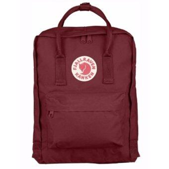 Harga Fjallraven Kanken Classic Backpack (Ox Red)