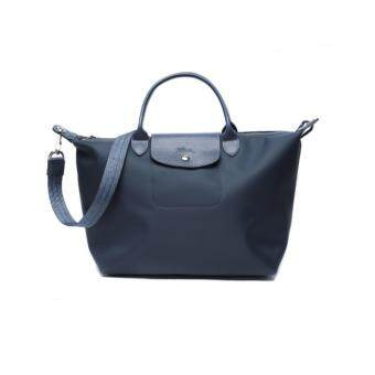 Harga Longchamp Le Pliage Neo 1515 Medium - Grey