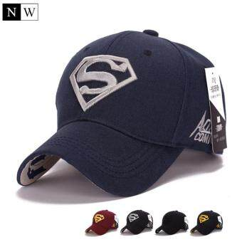 Harga 2017ping Gorras Superman Cap Casquette Superman Baseball Cap Men Brand Women Bone Diamond Snapback For Adult
