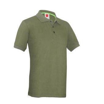 Harga myCOH Kings Plain Polo Tee Shirt (Unisex) - Army Green