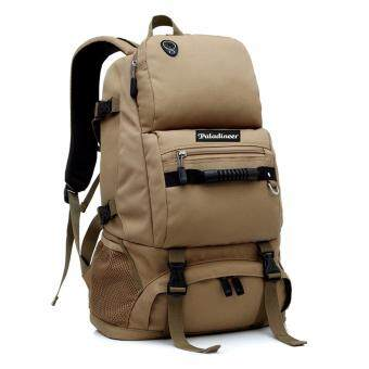 Harga Local Lion Travel Backpack 40L (Khaki)