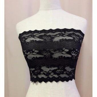 Harga S101512-Black Lace Tube