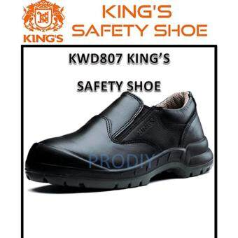 Harga KWD807 KING'S SAFETY SHOE