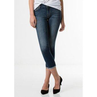 Harga Levi's 711 Asia Stitch Cropped Skinny Jeans