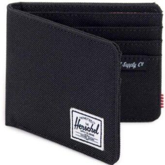 Harga Herschel Supply Co. Roy Wallet - Black