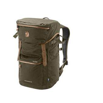 Harga GPL/ Fjallraven Stubben Backpack, Dark Olive/ship from USA