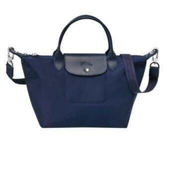 Harga Longchamp Le Pliage Neo Small - Navy