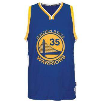 Harga Men's Breathable NBA Golden State Warriors #35 Kevin Durant Basketball jerseys