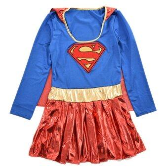 Harga Amango Sexy womans Superhero fancy dress