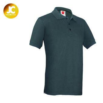 Harga Kings Plain Polo Tee - Dark Grey (Unisex)
