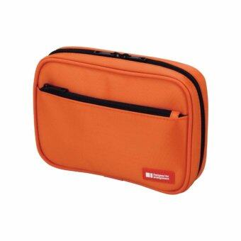 Harga Lihit Lab Multi Card Case A-7550 (Orange)