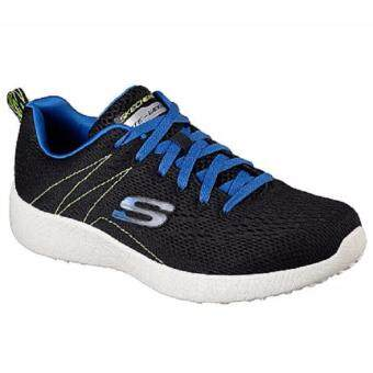 Harga Skechers Men Sport Burst (52108 BKBL).
