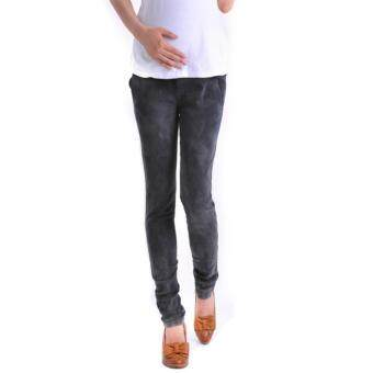 Harga Maternity Jeans - Tim Black Slim Cut