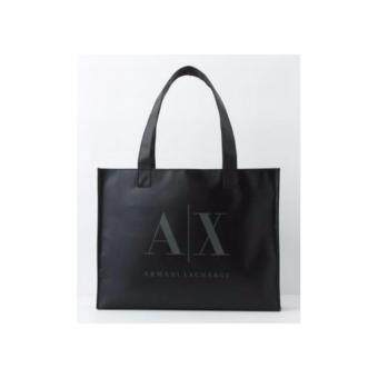 Harga Japanese Mook Armani Exchange AlX Spring/Summer Collection Large Tote Bag + Coin Pouch