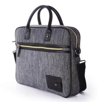 Harga Rachelle & Co Business Laptop Bag (Silver)