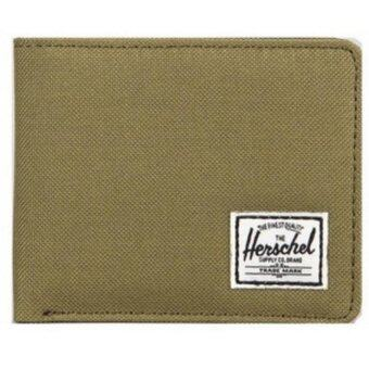 Harga Herschel Supply Co. Roy Wallet - Green