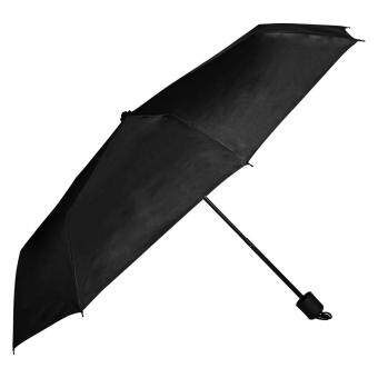 Harga Dunlop Unisex Folding Canopy Cover Outdoors Walking Umbrella Accessory Black