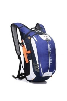 Harga Local Lion 18L Outdoor Travel Backpack- Blue