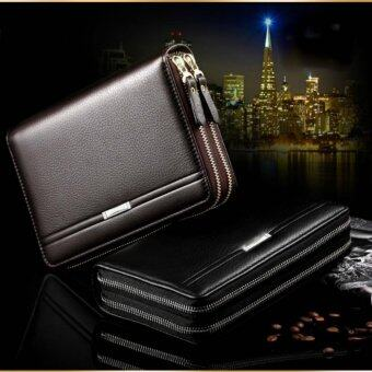 Harga Multi-Purposes Large Quality LEATHER WALLET- Believe it or not, it always SOLD OUT, GRAB IT NOW!!