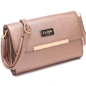 Harga LA POLO LA 20566 2 USE BAG (Bronze)