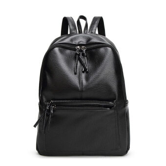 Harga VICI The new trend of Korean fashion ladies backpack female bag
