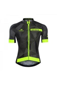 Harga MONTON CYCLING JERSEY DAWN YELLOW