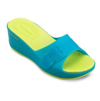 Harga Hush Puppies BLOOMING Sandals (Turquoise)