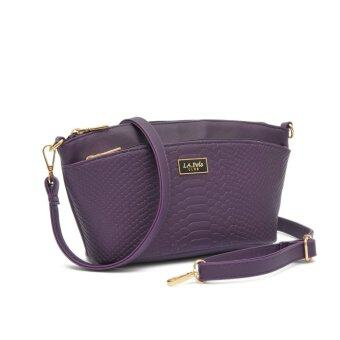 Harga LA POLO LA 20405 CROSS BODY BAG (PURPLE)
