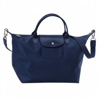 Harga Longchamp Le Pliage Neo 1512 Small (Dark Blue)